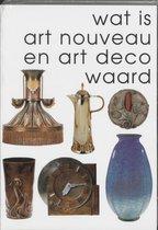 Wat is art nouveau en art deco waard - deel 2
