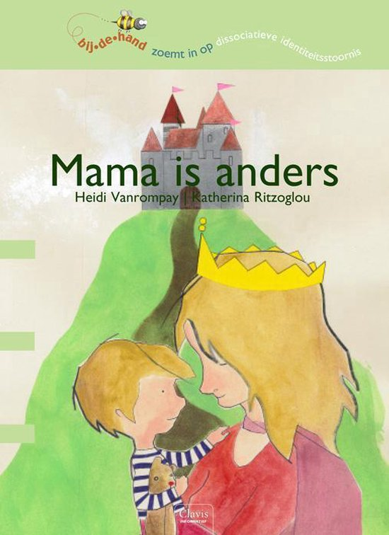 Bij de hand - Mama is anders - Heidi Vanrompay  