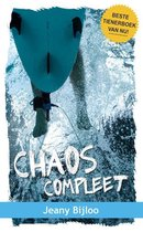 Omslag Silver  -   Chaos Compleet
