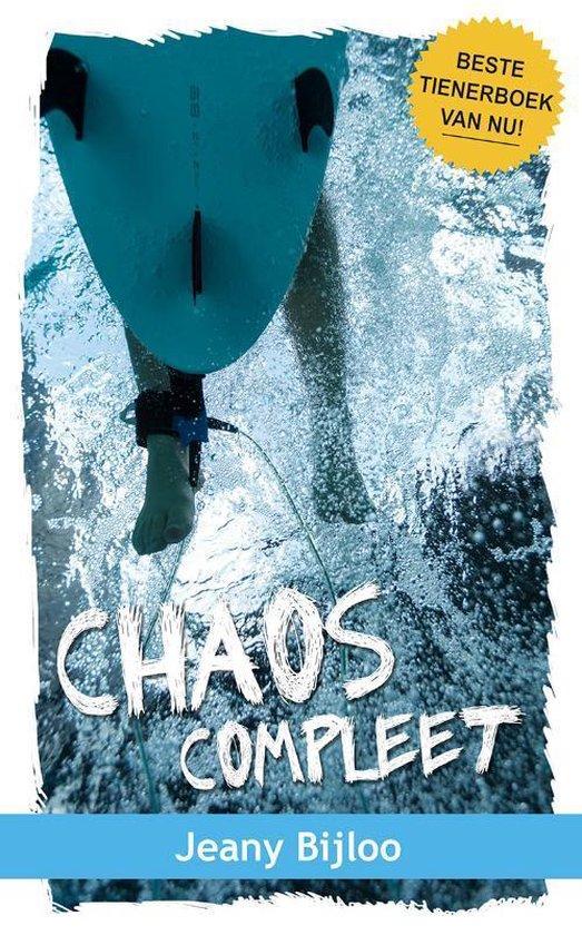 Omslag van Silver  -   Chaos Compleet