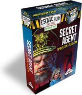 Uitbreidingsset Escape Room The Game Secret Agent
