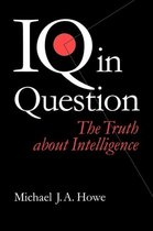Boek cover IQ in Question van Michael J. A. Howe
