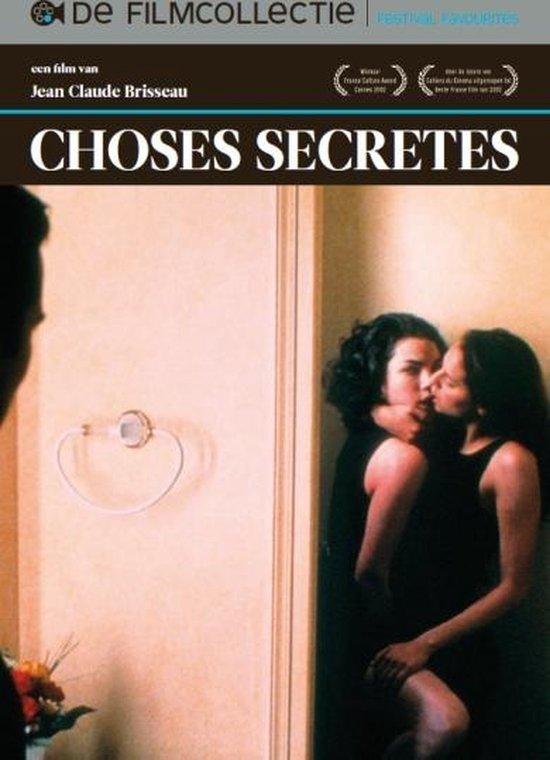 Cover van de film 'Choses Secrètes'