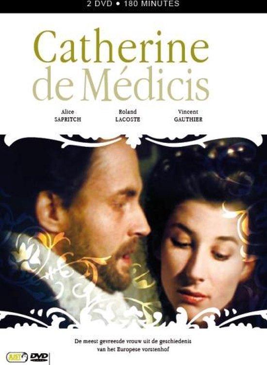 Cover van de film 'Catherine de Médicis'