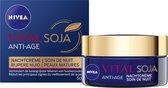 NIVEA VITAL Soja Anti-Age - 50 ml - Nachtcrème