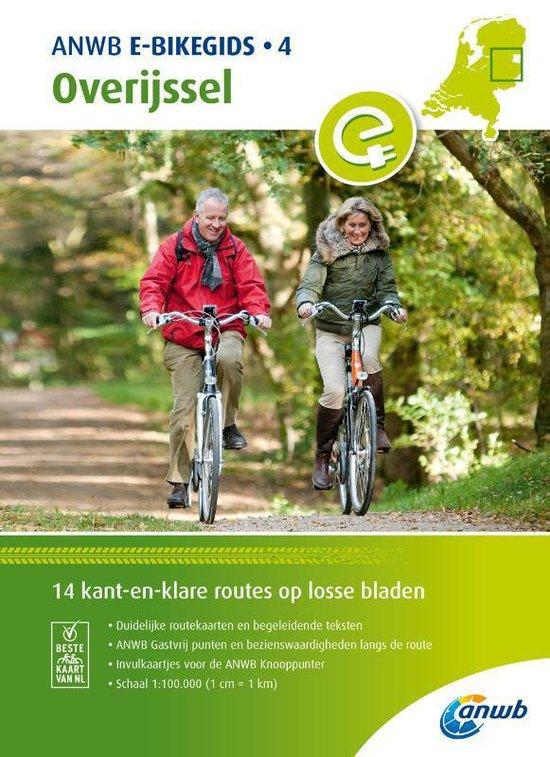 ANWB e-bikegids 4 - Overijssel - ANWB |