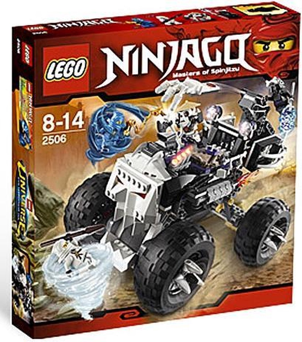 LEGO NINJAGO Skull Truck - 2506