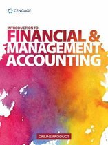 Introduction to Financial and Management Accounting