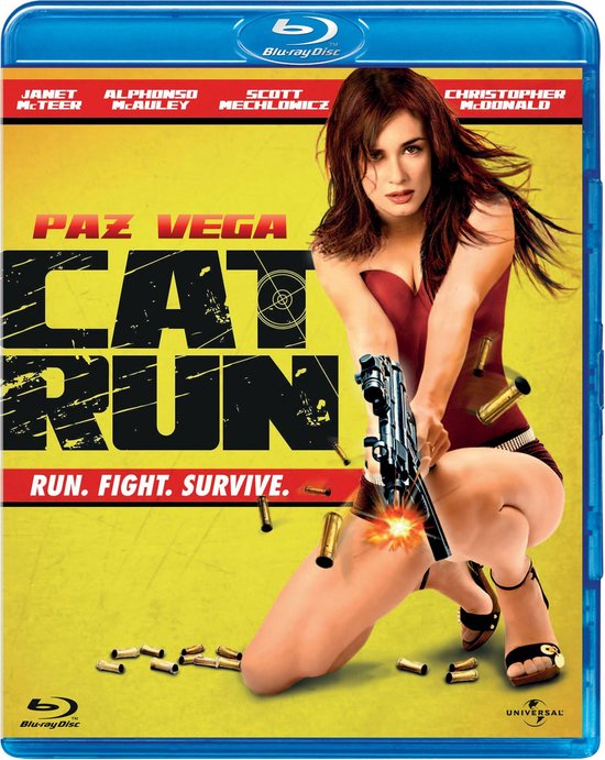 Cover van de film 'Cat Run'