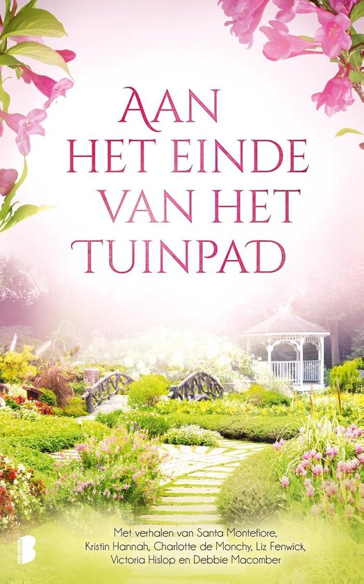 Boek cover Aan het einde van het tuinpad van liz fenwick (Onbekend)
