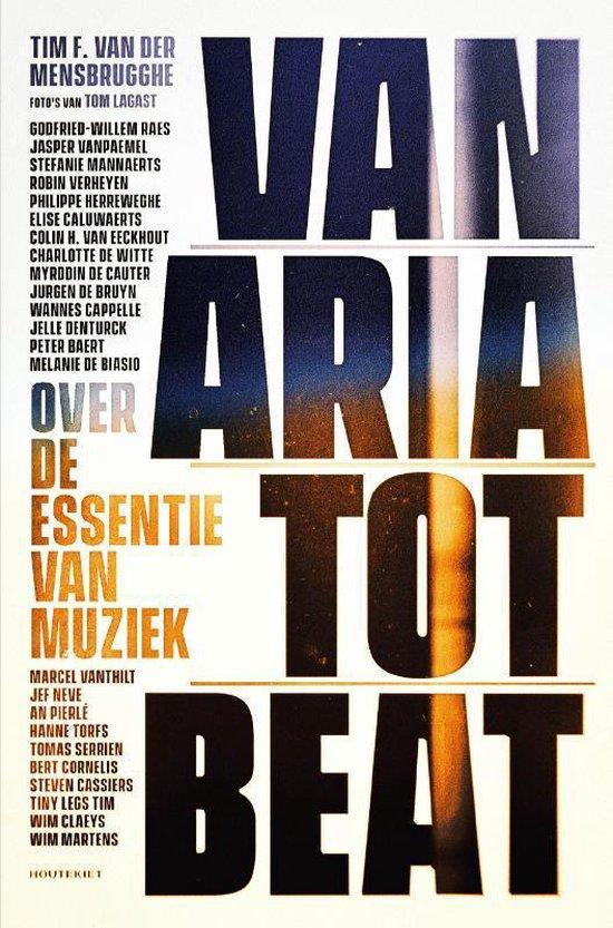 Van aria tot beat - Tim F. van der Mensbrugghe | Fthsonline.com