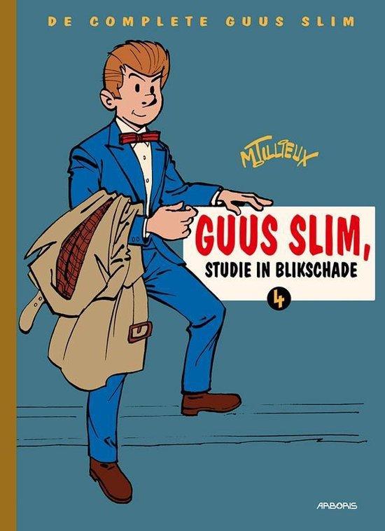 Guus slim, de complete Lu04. studie in blikschade luxe editie - Maurice Tillieux |