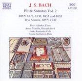 Bach: Flute Sonatas Vol 2 / Petri Alanko, et al