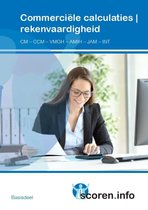 Scoren.info - Commerciële calculaties rekenvaardigheid