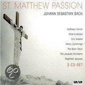 J.S. Bach: St Matthew Passion