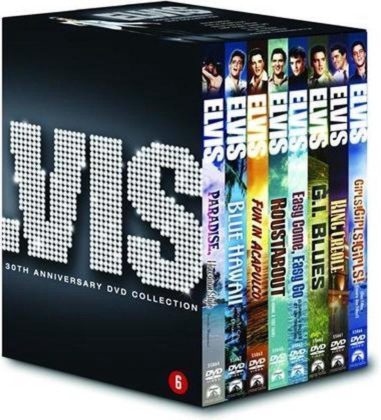 Cover van de film '30th Anniversary Elvis Box Set'