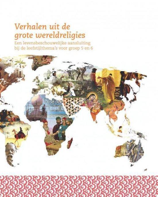 Verhalen uit de grote wereldreligies - Odile van Eck |