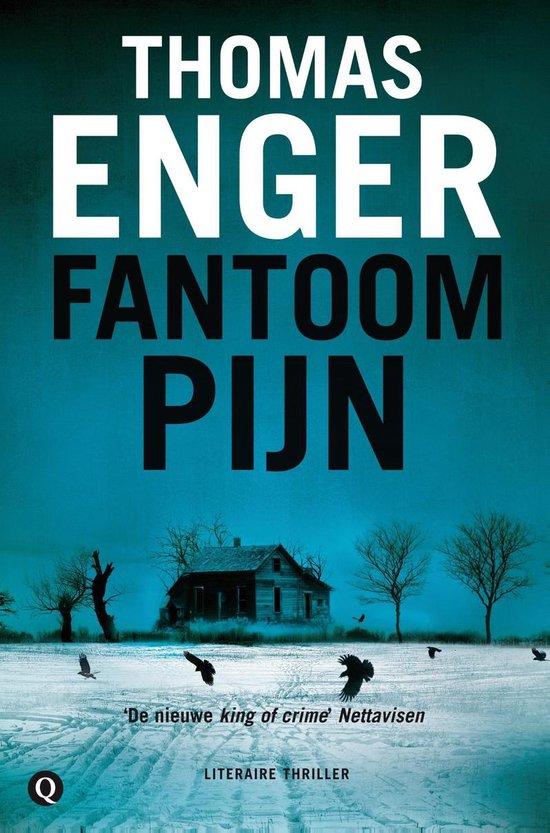 Boek cover Fantoompijn van Thomas Enger (Onbekend)