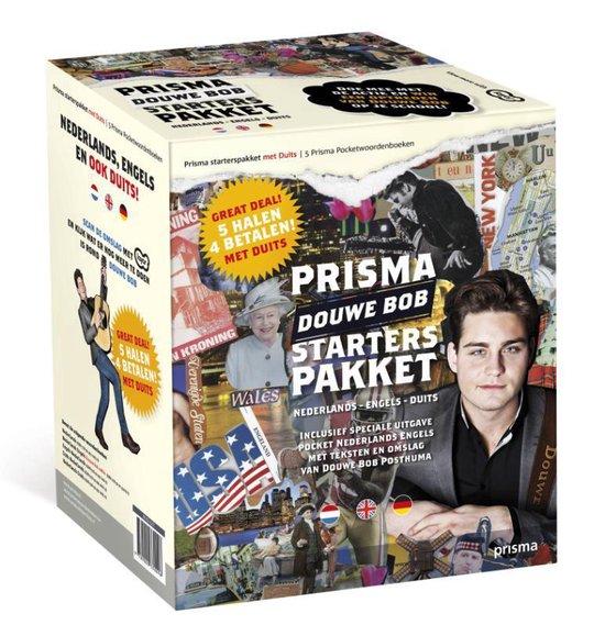 Prisma pocketpakket Douwe Bob met Duits 5 titels N-E-D - none |