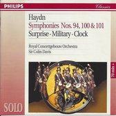 Haydn - Symphonies Nos. 94, 100 & 101