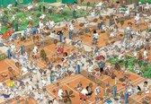 Afbeelding van Jan van Haasteren Tennis - Puzzel 1000 stukjes