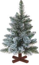 Black Box Trees - Highwood kerstboom groen -  h45cm
