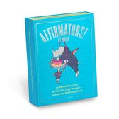 Affirmators! at Work - 50 Affirmation Cards to Help You Help Yourself - Without the Self-helpy-ness!