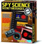 4M Kidzlabs Spy Science - Geheime Boodschap