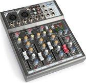 VMM-F401 Music Mixer 4Ch/MP3/Echo
