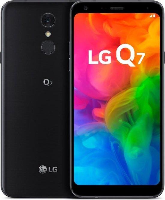 LG Q7 - 32GB - Zwart
