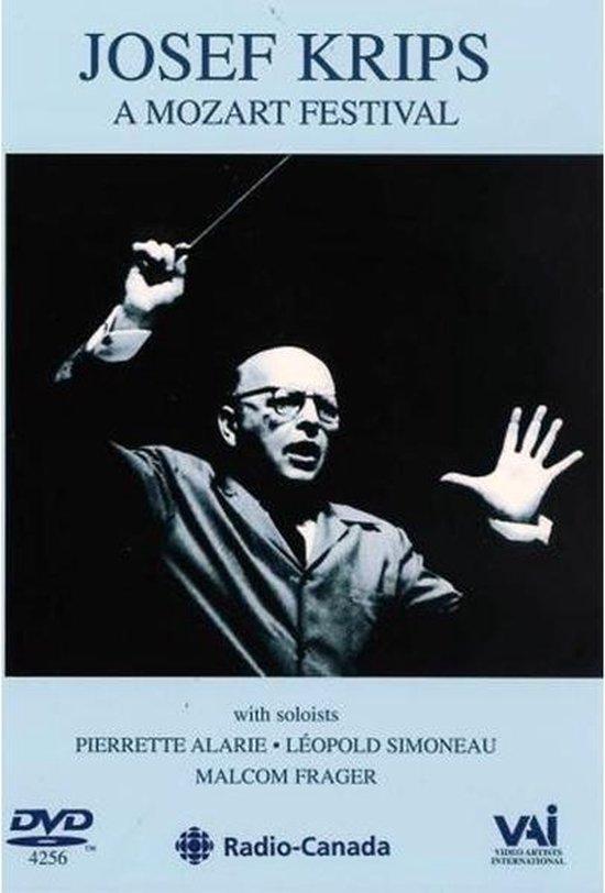 Cover van de film 'A Mozart Festival'