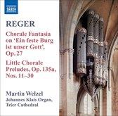 Reger: Organ Works Vol. 8