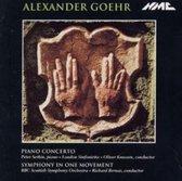 Goehr / Sinfonietta