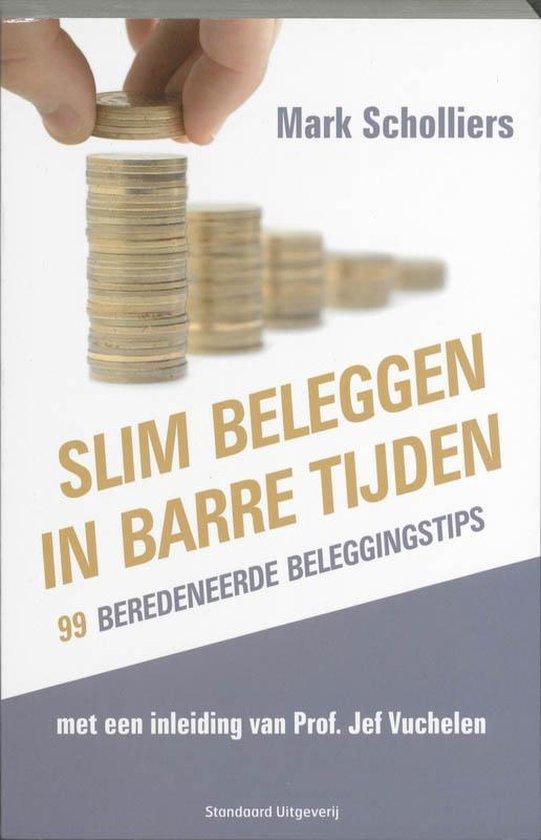 Slim beleggen in barre tijden - Mark Scholliers  