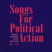 Songs For Political Actio