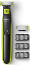 Philips OneBlade QP2520/30 - Trimmer, scheerappara