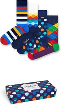 Happy Socks Big Dot Giftbox - Maat 41-46