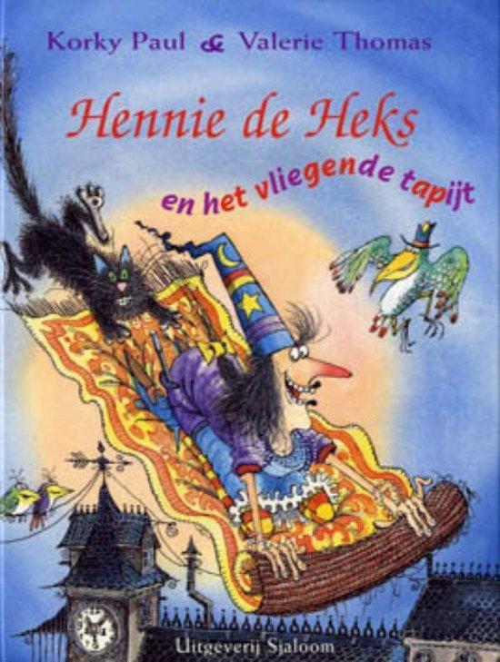 Hennie de heks en het vliegende tapijt - Valerie Thomas  