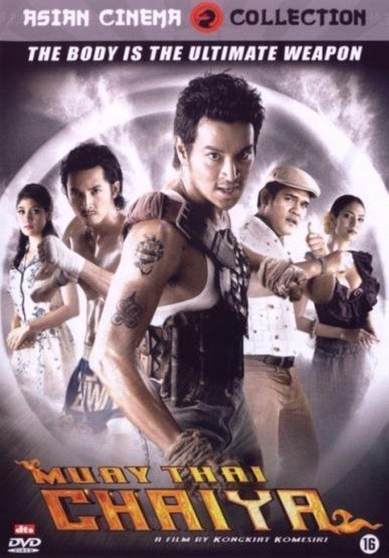 Cover van de film 'Muay Thai Chaiya'