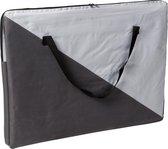 Adori TransportBench Soft Easy - Grijs/Zwart - 81 x 56 x 61 cm