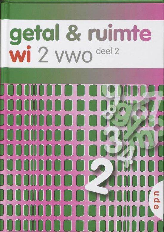 Getal en Ruimte / 2 Vwo deel 2 - L.A. Reichard |