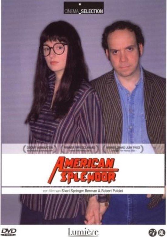 Cover van de film 'American Splendor'