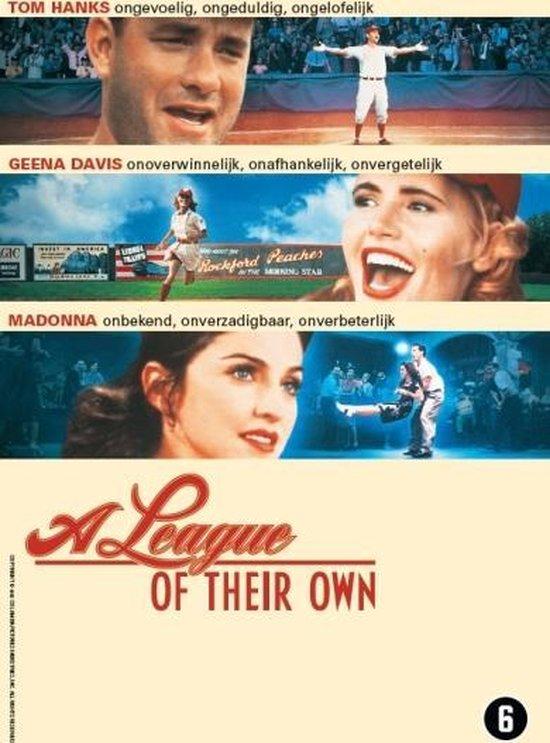 Cover van de film 'League Of Their Own'