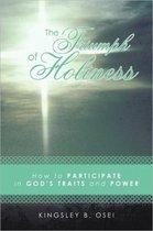 Boek cover The Triumph of Holiness van Kingsley B. Osei