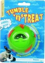 Happy Pet Tumble N Treat - Beloningsbal - 6 x 6 x 6 cm