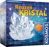 Reuzenkristal Experimenteerset - Kristallen kweken