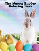 The Happy Easter Coloring Book