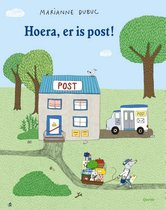 Prentenboek Hoera, er is post!