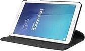 Samsung Galaxy TAB E 9.6 (T560) hoes 360 graden draaibaar met  Multi-stand -Zwart