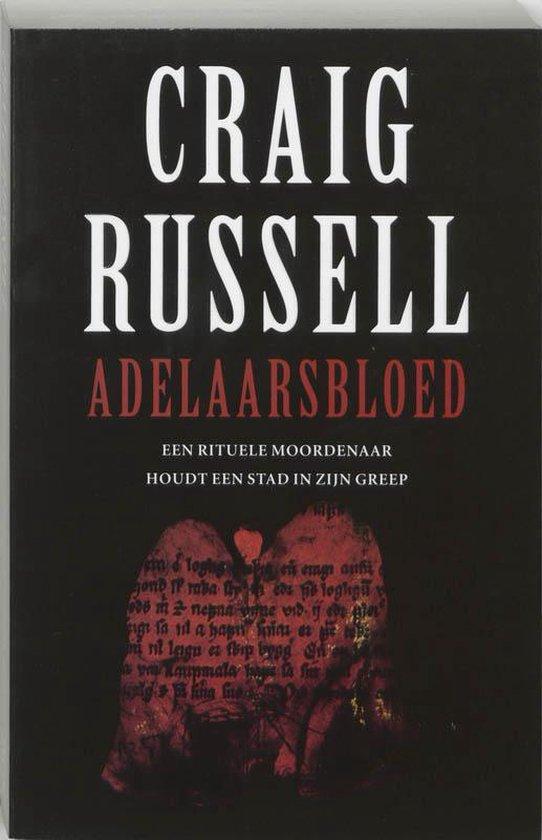 Adelaarsbloed - Craig Russell |